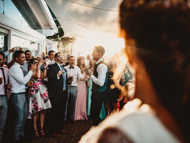 La boda de Andres y Arantxa en Isla, Cantabria 43