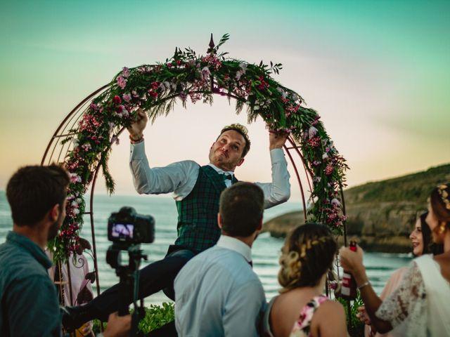 La boda de Andres y Arantxa en Isla, Cantabria 47