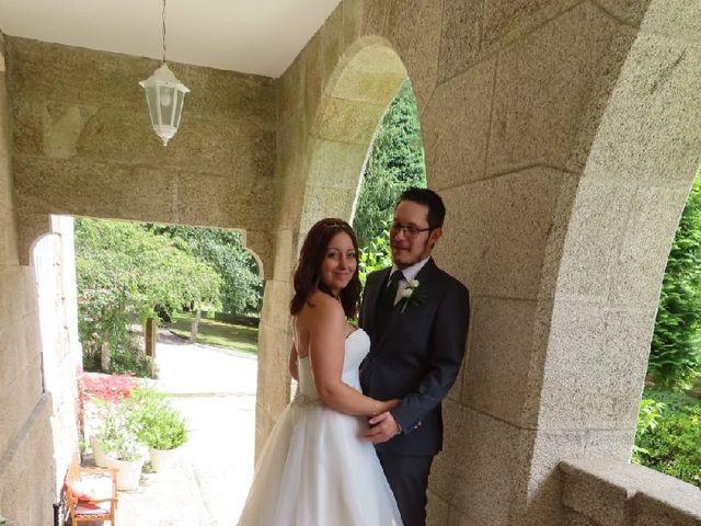 La boda de Ruben y Silvia en Santiago De Compostela, A Coruña 5