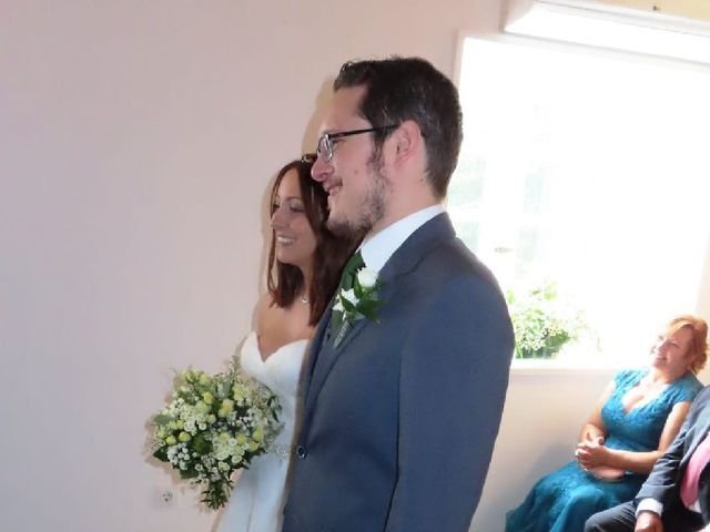 La boda de Ruben y Silvia en Santiago De Compostela, A Coruña 6