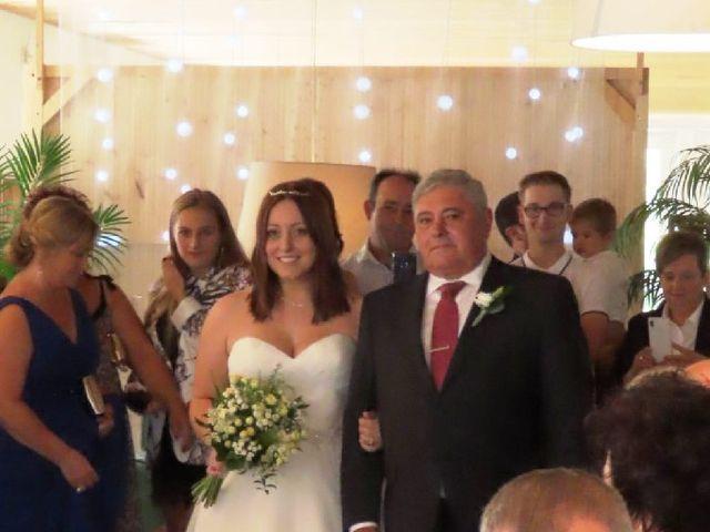 La boda de Ruben y Silvia en Santiago De Compostela, A Coruña 7