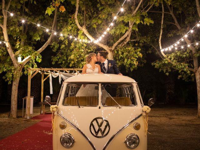 La boda de Diego y Ainara en Gandia, Valencia 25