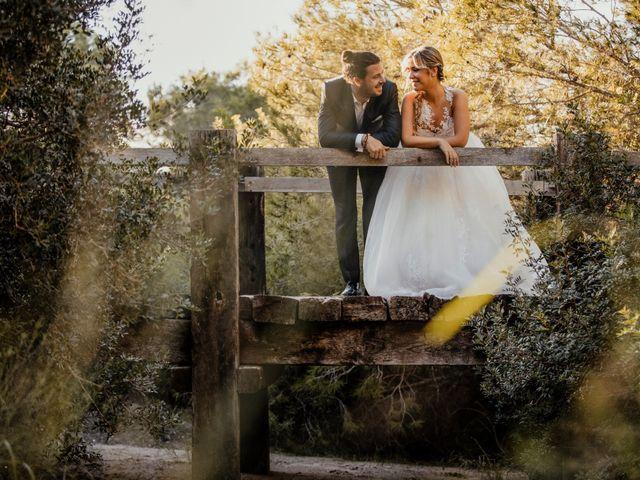 La boda de Diego y Ainara en Gandia, Valencia 30