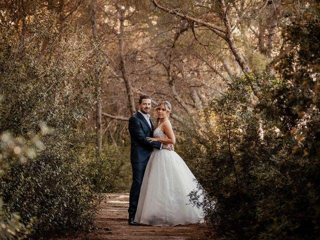 La boda de Diego y Ainara en Gandia, Valencia 33