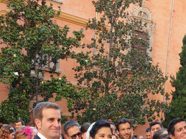 La boda de Victor y Luciana en Granada, Granada 4