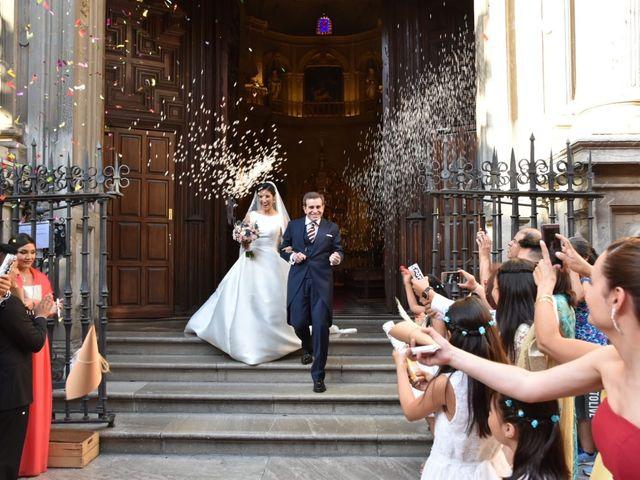 La boda de Victor y Luciana en Granada, Granada 1