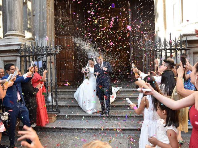 La boda de Victor y Luciana en Granada, Granada 6