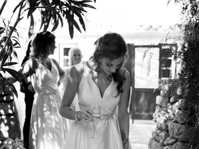 La boda de Lewis y Nikki en Sant Lluís, Islas Baleares 16