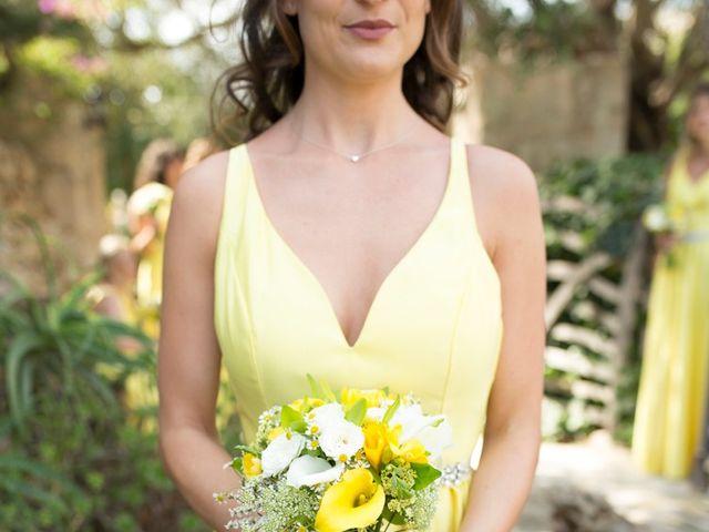 La boda de Lewis y Nikki en Sant Lluís, Islas Baleares 18