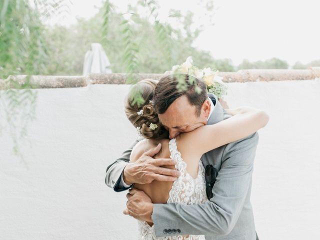 La boda de Lewis y Nikki en Sant Lluís, Islas Baleares 19