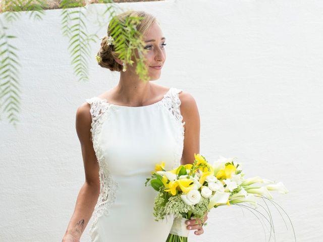 La boda de Lewis y Nikki en Sant Lluís, Islas Baleares 20