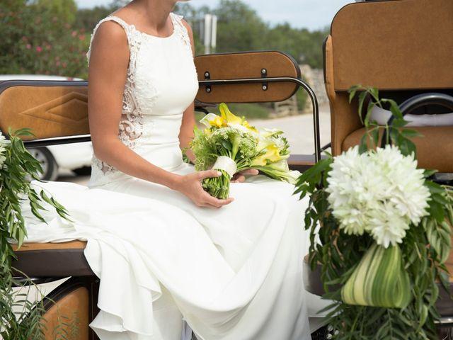 La boda de Lewis y Nikki en Sant Lluís, Islas Baleares 21