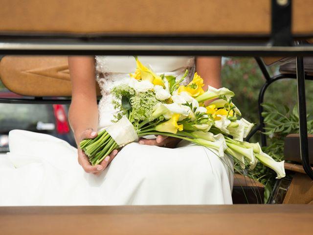 La boda de Lewis y Nikki en Sant Lluís, Islas Baleares 22