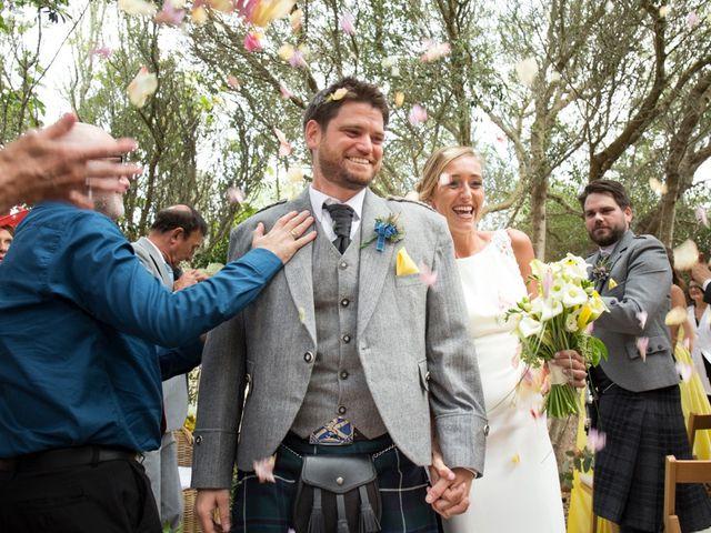 La boda de Lewis y Nikki en Sant Lluís, Islas Baleares 2