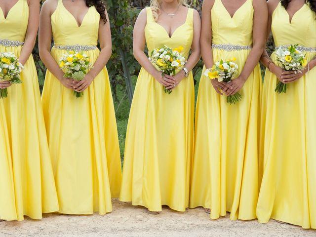 La boda de Lewis y Nikki en Sant Lluís, Islas Baleares 27