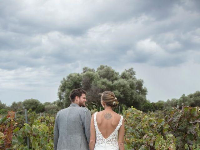 La boda de Lewis y Nikki en Sant Lluís, Islas Baleares 28