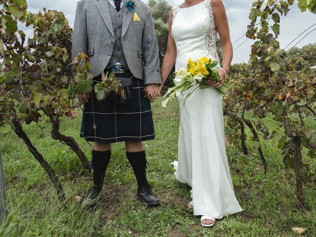 La boda de Lewis y Nikki en Sant Lluís, Islas Baleares 29