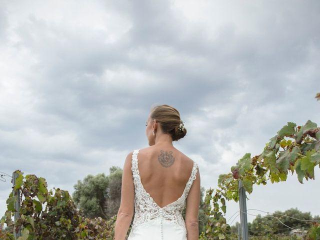 La boda de Lewis y Nikki en Sant Lluís, Islas Baleares 30