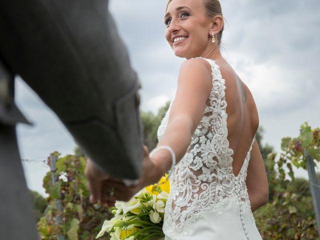 La boda de Lewis y Nikki en Sant Lluís, Islas Baleares 31