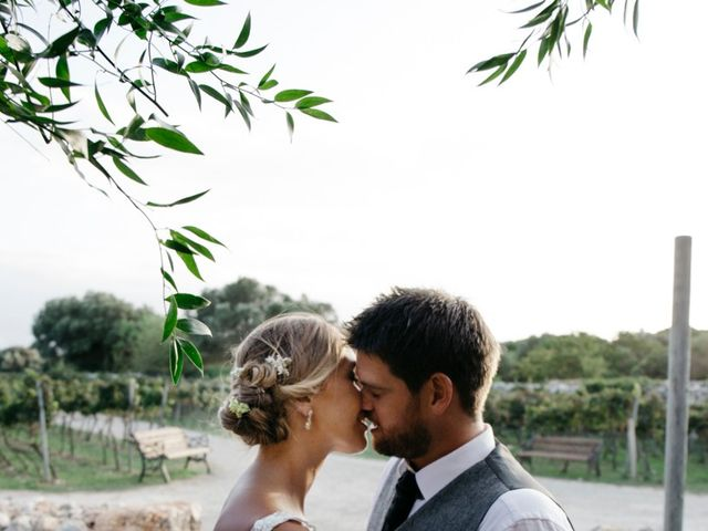 La boda de Lewis y Nikki en Sant Lluís, Islas Baleares 37