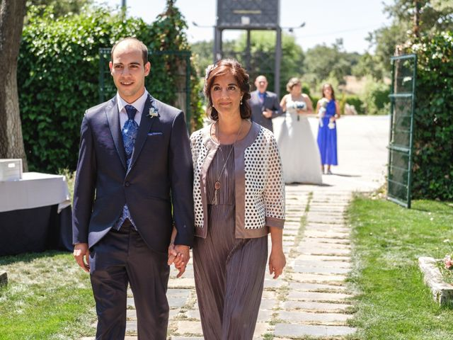 La boda de Javier y Irene en Cardeñajimeno, Burgos 7