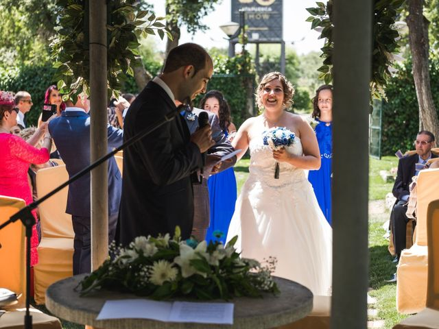 La boda de Javier y Irene en Cardeñajimeno, Burgos 9