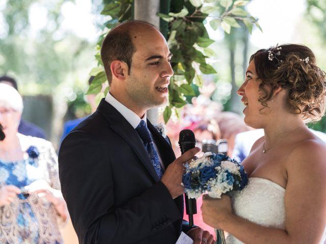 La boda de Javier y Irene en Cardeñajimeno, Burgos 10