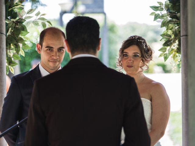 La boda de Javier y Irene en Cardeñajimeno, Burgos 11