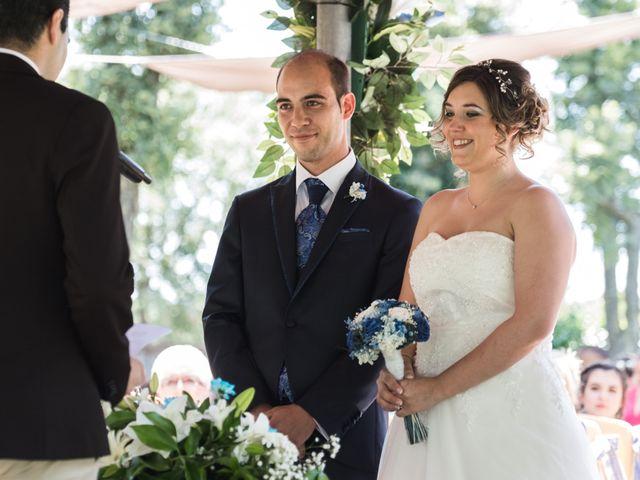 La boda de Javier y Irene en Cardeñajimeno, Burgos 12