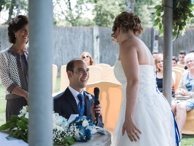 La boda de Javier y Irene en Cardeñajimeno, Burgos 14