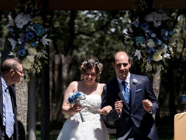 La boda de Javier y Irene en Cardeñajimeno, Burgos 16