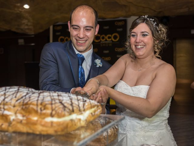 La boda de Javier y Irene en Cardeñajimeno, Burgos 21