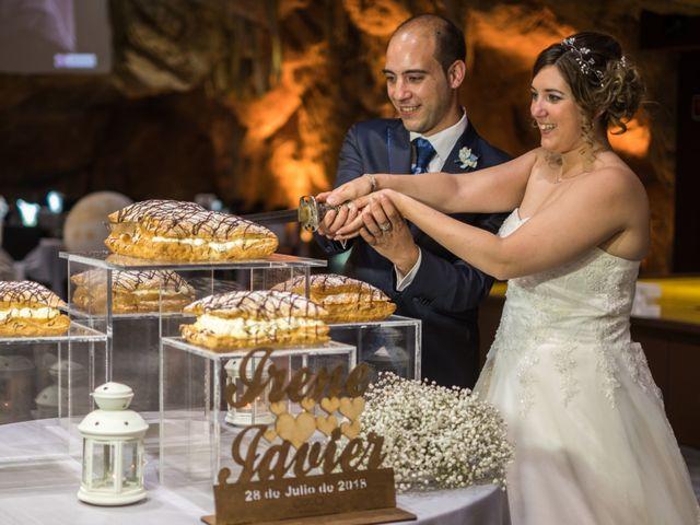 La boda de Javier y Irene en Cardeñajimeno, Burgos 22