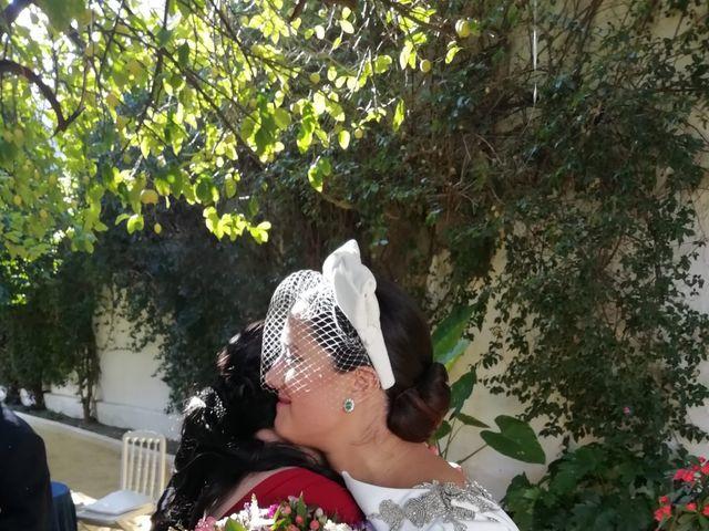 La boda de Miguel  y Cristina  en Sevilla, Sevilla 3