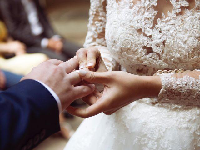 La boda de Adrián y Ying en San Tirso (Mens), A Coruña 22