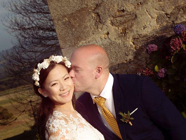 La boda de Adrián y Ying en San Tirso (Mens), A Coruña 27