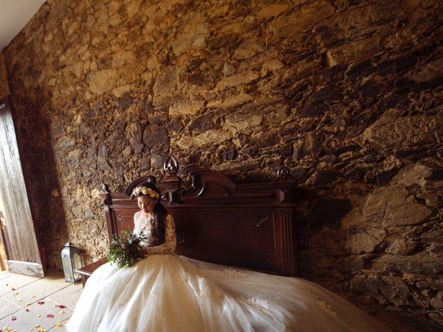 La boda de Adrián y Ying en San Tirso (Mens), A Coruña 40