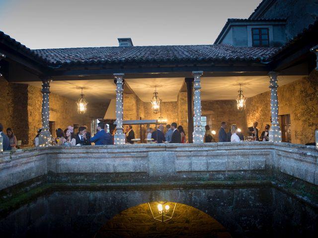 La boda de Adrián y Ying en San Tirso (Mens), A Coruña 42