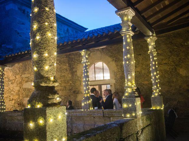 La boda de Adrián y Ying en San Tirso (Mens), A Coruña 45