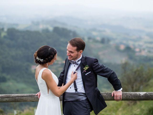 La boda de Marcos y Nuria en Gijón, Asturias 44