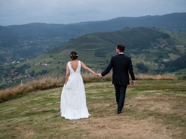La boda de Marcos y Nuria en Gijón, Asturias 56