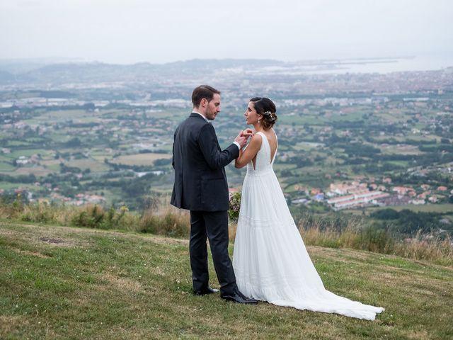 La boda de Marcos y Nuria en Gijón, Asturias 59