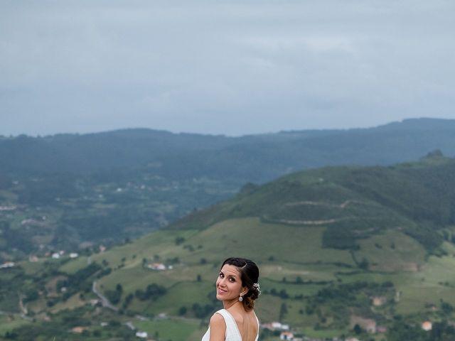 La boda de Marcos y Nuria en Gijón, Asturias 62