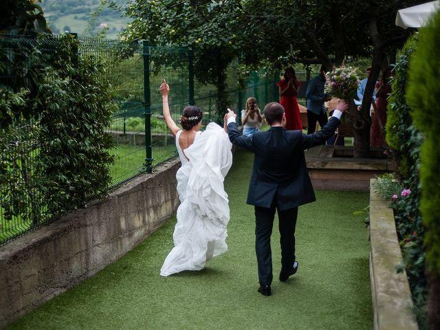 La boda de Marcos y Nuria en Gijón, Asturias 65
