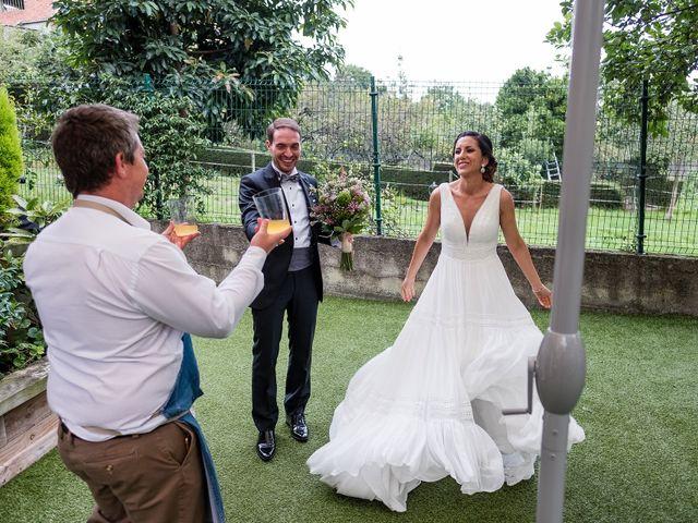 La boda de Marcos y Nuria en Gijón, Asturias 66