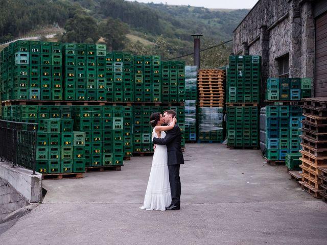 La boda de Nuria y Marcos