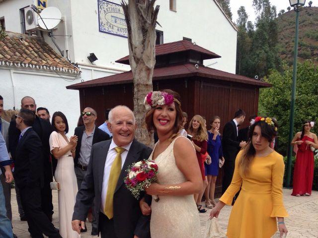 La boda de Pablo y Paola en Casarabonela, Málaga 4