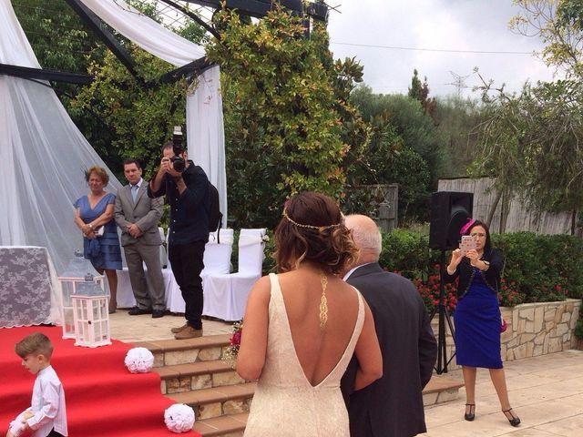 La boda de Pablo y Paola en Casarabonela, Málaga 5