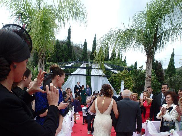 La boda de Pablo y Paola en Casarabonela, Málaga 10