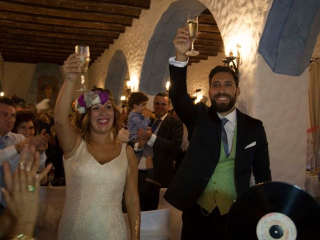 La boda de Pablo y Paola en Casarabonela, Málaga 12
